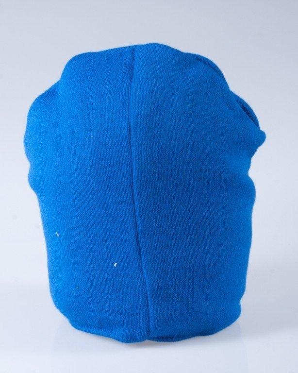 STOPROCENT CZAPKA ZIMOWA LTD CUBE BLUE
