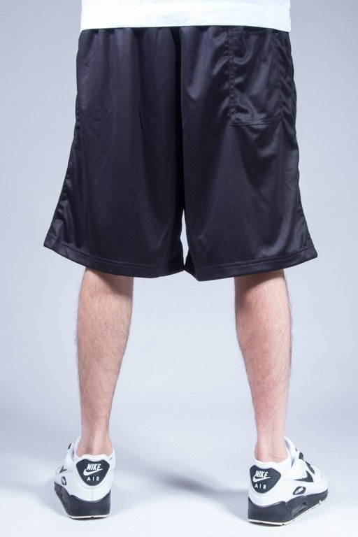 STOPROCENT SHORTS FRONTAG BLACK