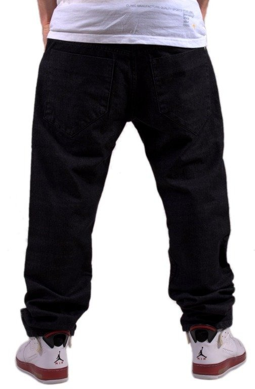 STOPROCENT SPODNIE JEANS THIN PIPE