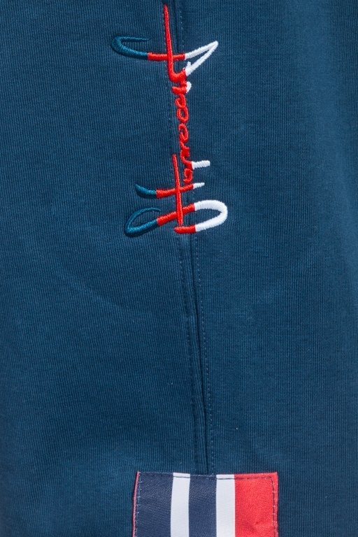 STOPROCENT SWEATPANTS TRICOLORS17 NAVY