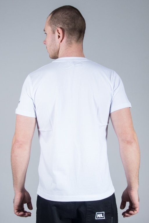 STOPROCENT T-SHIRT KEEP WHITE