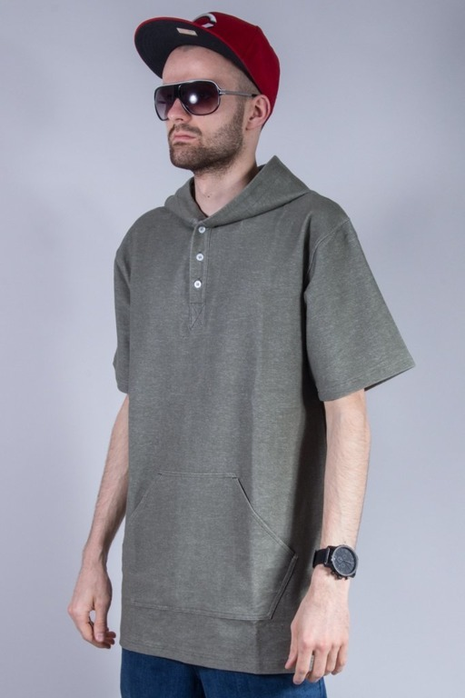 STOPROCENT T-SHIRT LONG ASSASIN KHAKI