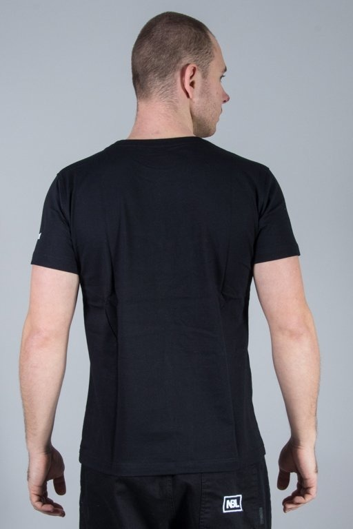 STOPROCENT T-SHIRT SETA16 BLACK