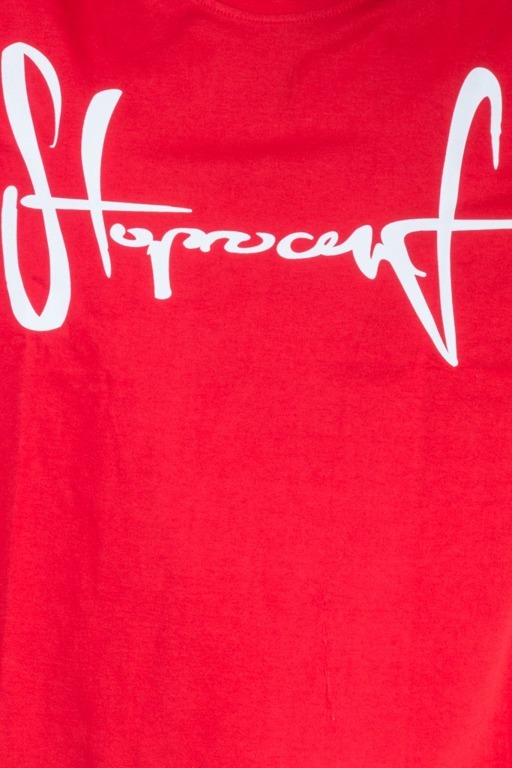 STOPROCENT T-SHIRT TAG16 RED