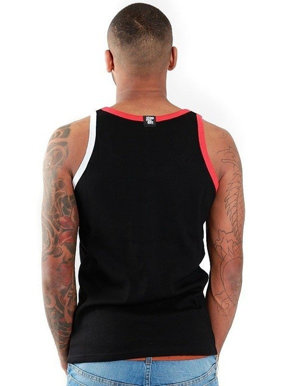 STOPROCENT TANK TOP LONG TAG 2015 BLACK