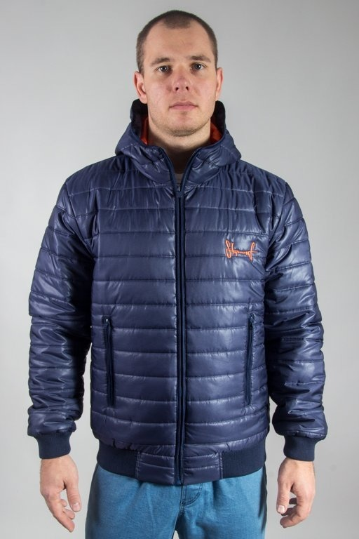 STOPROCENT WINTER JACKET PIKER17 NAVY BLUE