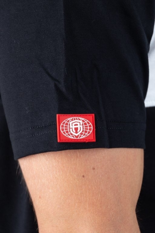 49efe7659 STREET AUTONOMY T-SHIRT LEGEND BLACK-BLACK KOSZULKI \ T-shirty ...