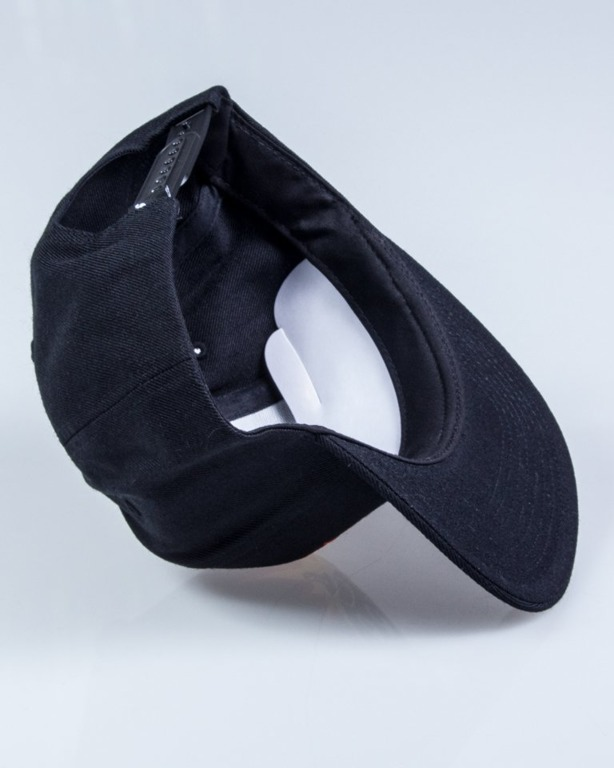THE HUNDREDS CZAPKA SNAPBACK FOREER ADAM BLACK
