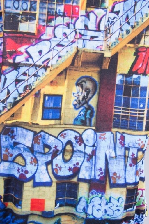 THERAPIA BLUZA BEZ KAPTURA 5 POINTZ