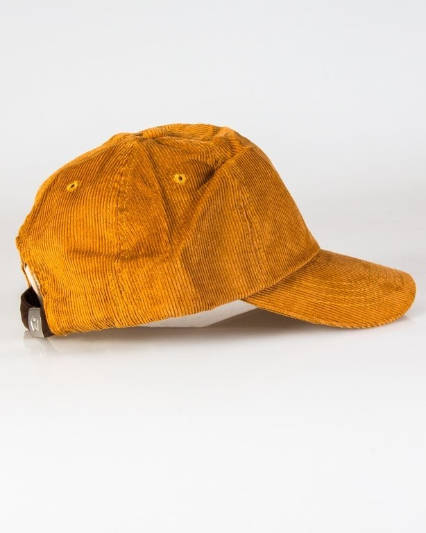 TRUE SPIN CAP CORDUROY DUCK BROWN