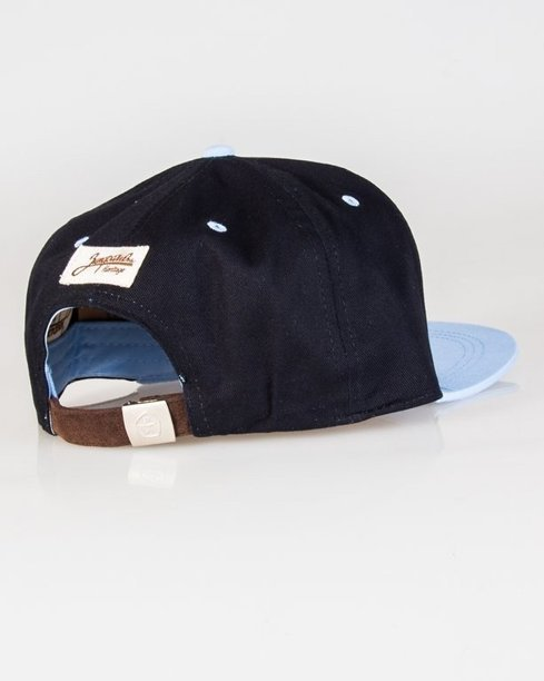 TRUE SPIN SNAPBACK CIRCLE COLORS NAVY-BLUE