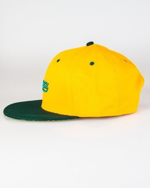 TRUE SPIN SNAPBACK SHISKI YELLOW
