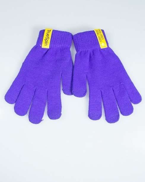 TRUESPIN GLOVES TOUCH PURPLE