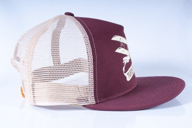 TURBOKOLOR CZAPKA BENZIN CAP RED