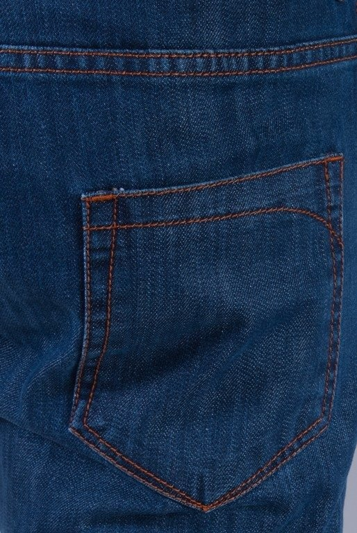 TURBOKOLOR SPODNIE JEANS FW14 SILESIA TAPERED FIT LIGHT RINSE