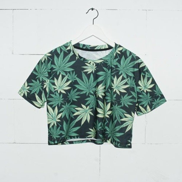 ZOHRA TOP SHORT BLACK WEED