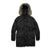 PROSTO WINTER JACKET PARKA BLACK